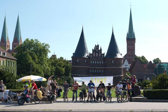 MOOD TOUR LÜBECK Mitfahr-Aktion 2012